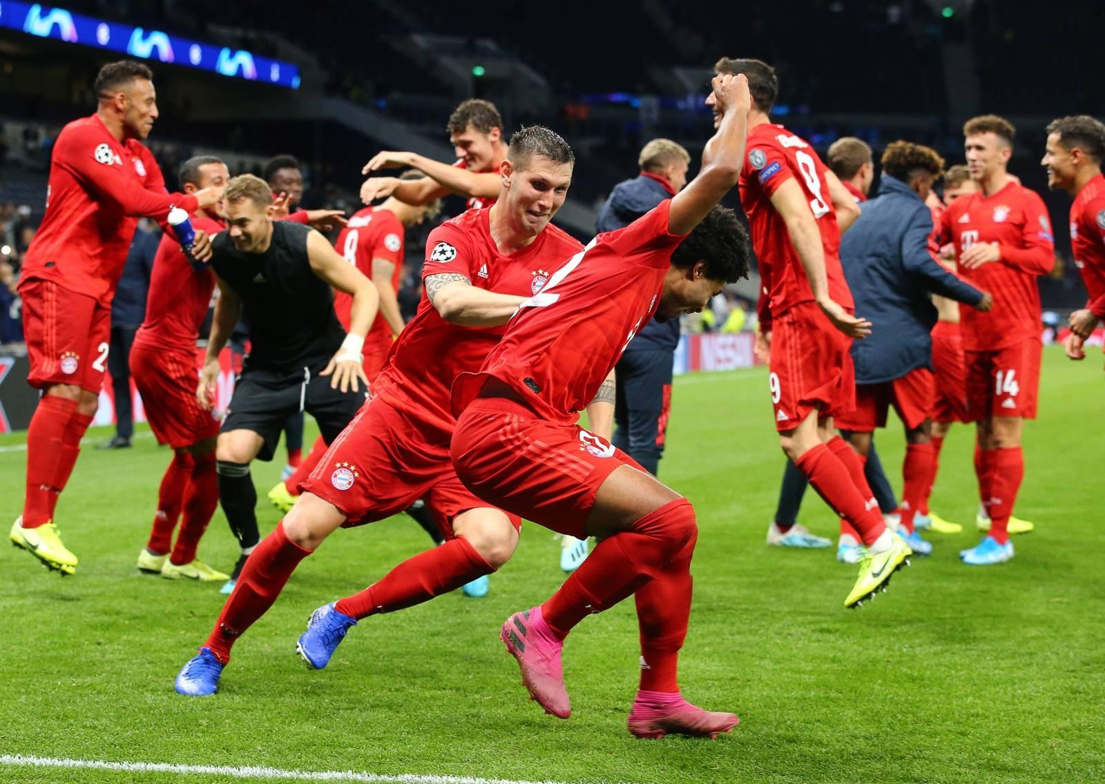 Tottenham Hotspur v Bayern Munich - UEFA Champions League - Group B - Tottenham Hotspur Stadium