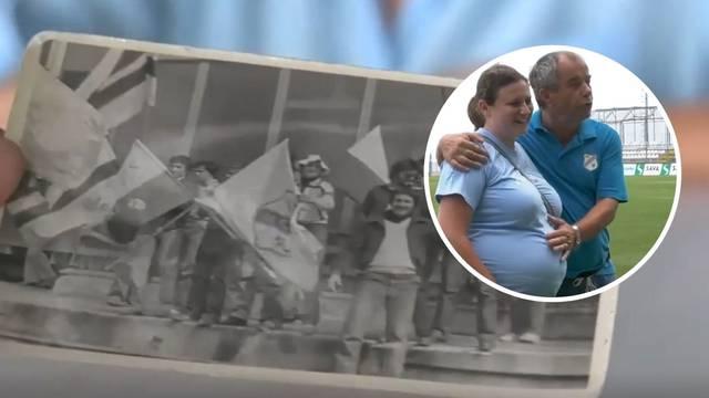 Branka Ćopić - nerođenog sina učlanjuje u Rijeku: Forza Fiume!