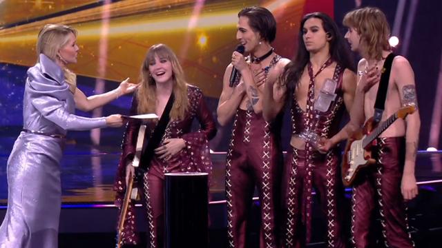 Italija je pobjednik Eurosonga!