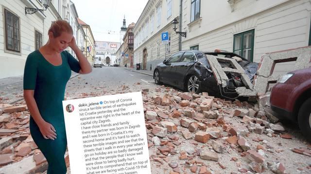 Jelena Dokić: 'Hrvatska je moj drugi dom, tim ulicama šetam'