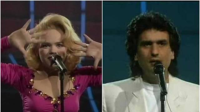 Prije točno 29 godina Eurosong je bio u Zagrebu, Tajči sedma...