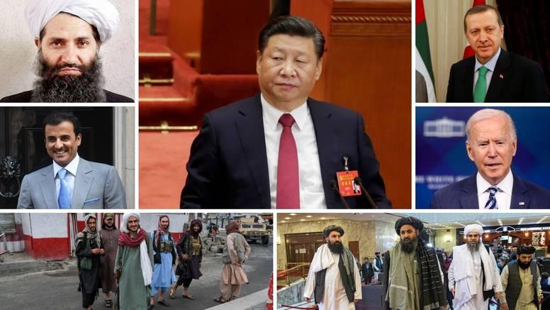Tri svjetske supersile i trgovci drogom su glavni igrači u velikom paklu Afganistana
