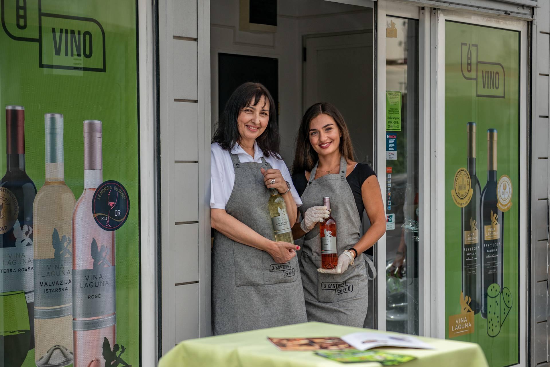 U Splitu otvorena druga trgovina istarskih vina, sireva i maslinovih ulja – 3 Kantuna