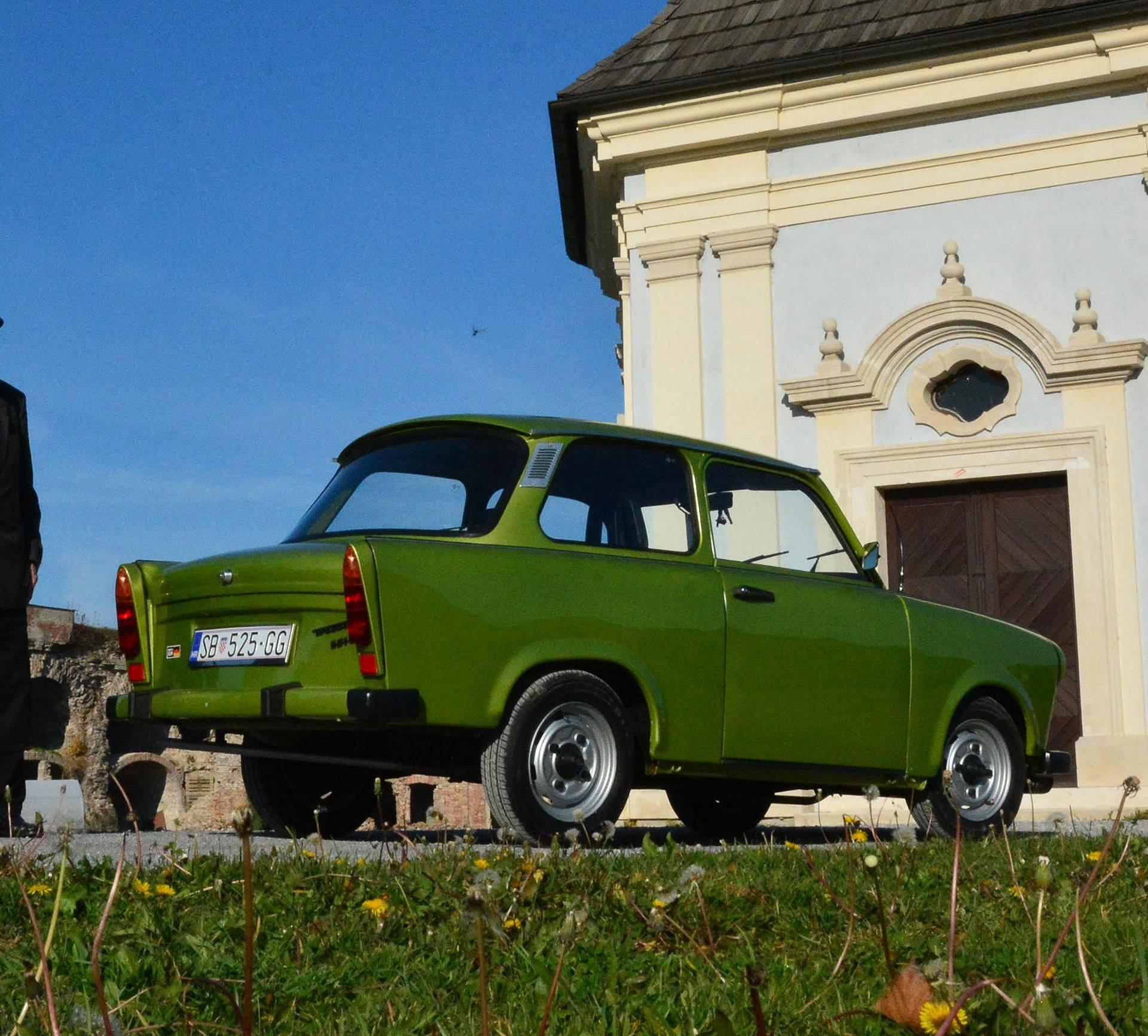 Tomislav je obnovio legendarni auto za djeda i - izmamio  suze