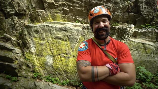 Spašavatelj u stijenama Josip: Dao sam otkaz u vojsci, sad sam avanturist i volontiram u GSS-u