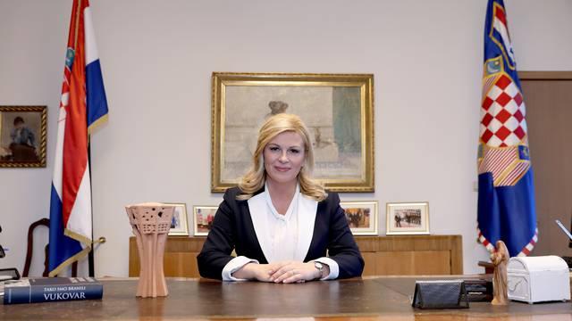 Nakon napada u Turskoj i Iraku predsjednica je uputila sućut