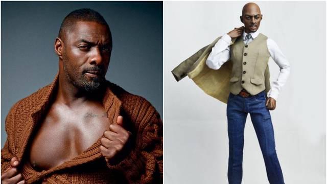 Najseksi muškarac Idris dobio lutku, a fanovi je opako ismijali