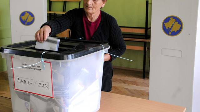 Parliamentary elections in Kosovo