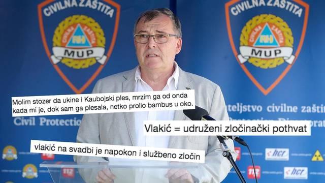 Vlakić postao hit: 'Neka ukinu i kaubojski ples, mrzim ga'