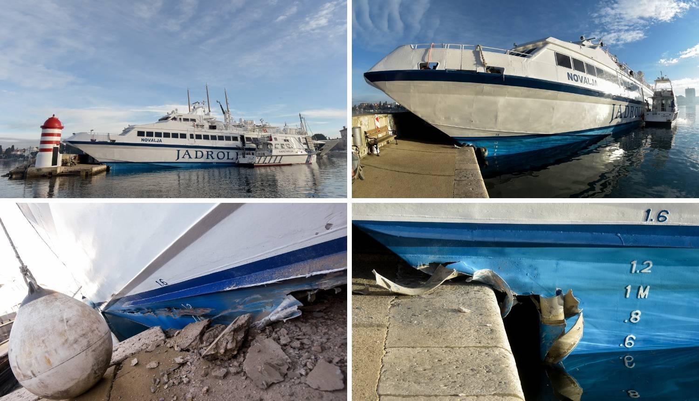 Kapetan broda spriječio veliku nesreću: Izbjegao most i jahte