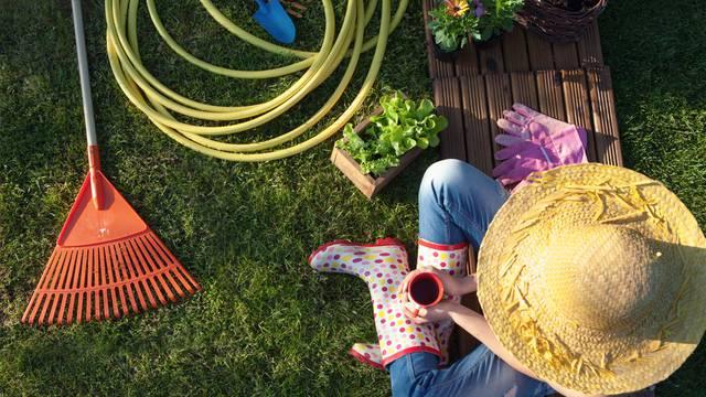 Briljantne ideje: Evo kako urediti vrt s malim budžetom