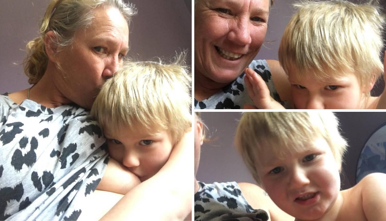Vrijeđaju je jer još doji sina (7): 'Ja ne zlostavljam svoje dijete'
