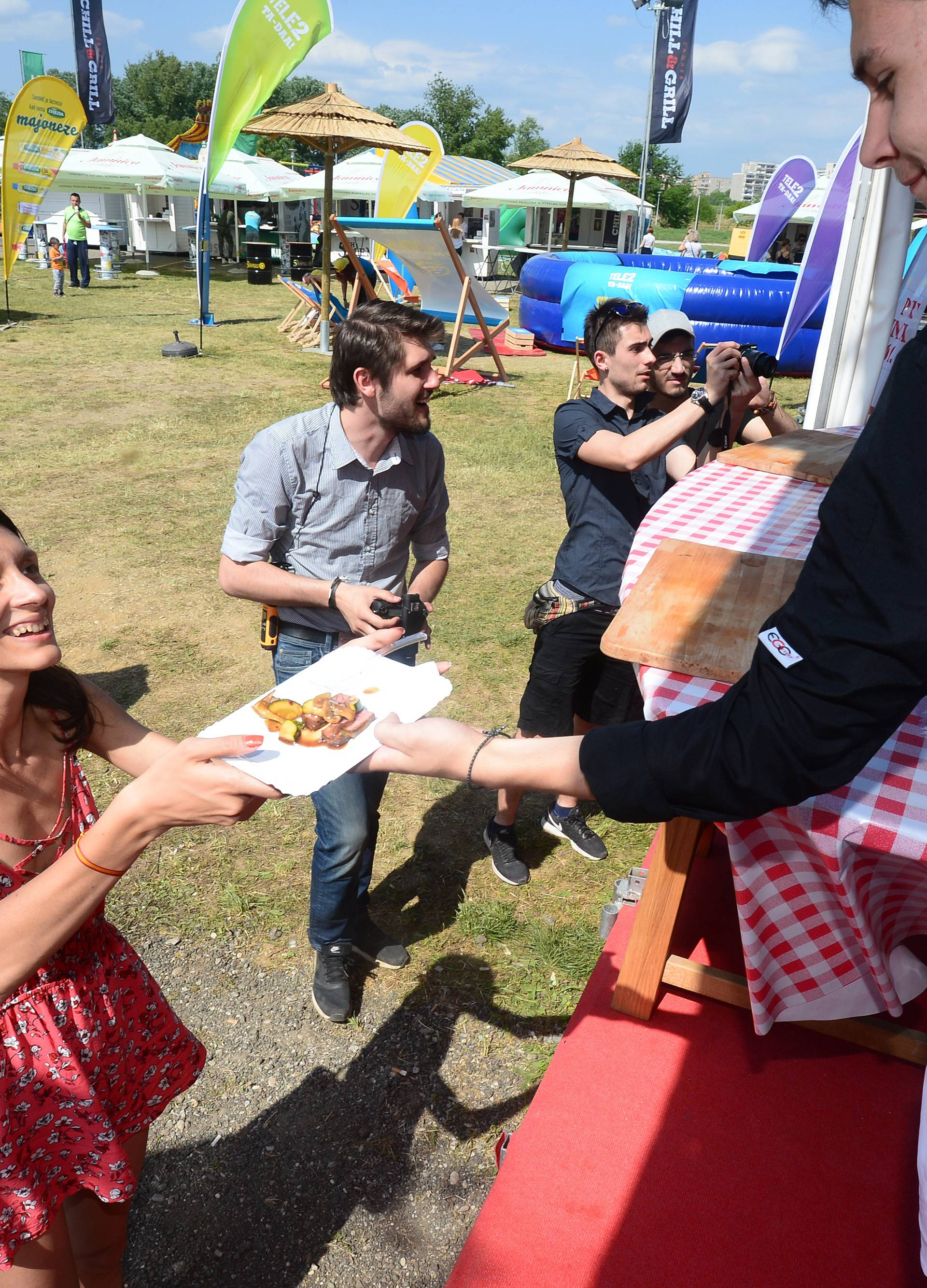 Zadnji dan festivala: Otkrivamo tko će fino kuhati  na Bundeku