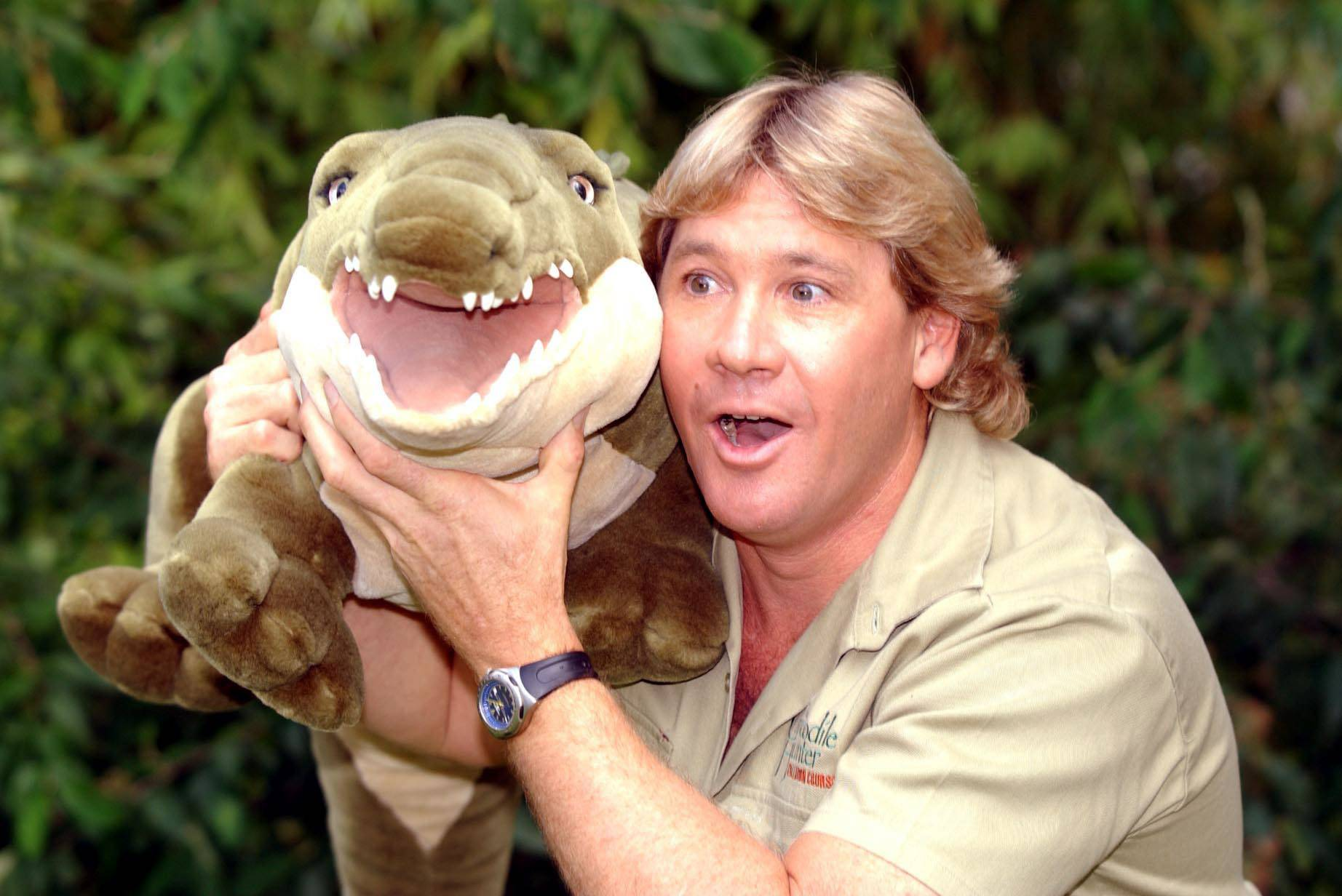 Steve Irwin - Crocodile Hunter