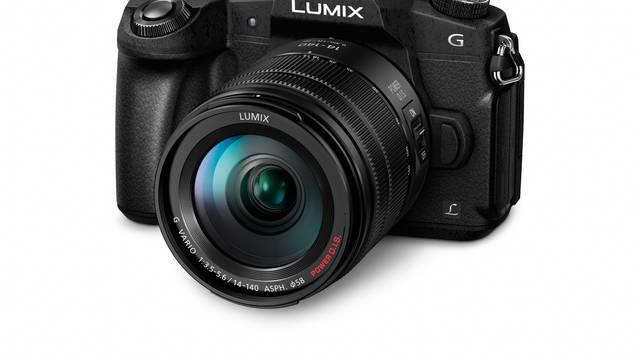 Zabilježite sve svoje avanture Panasonic  LUMIX G80 fotićem
