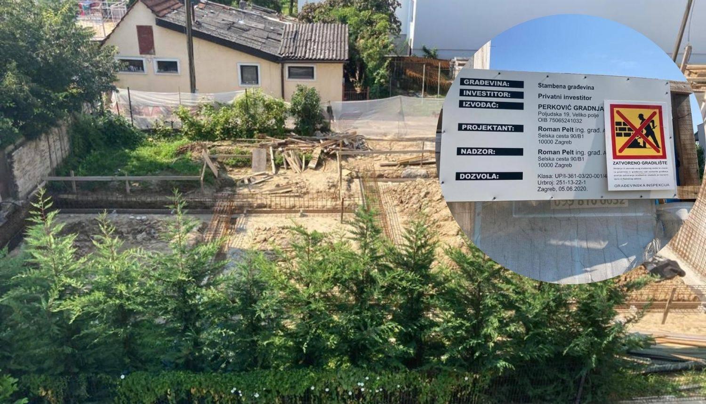 Bespravna gradnja na Jarunu: 'Rekli su da imaju sve dozvole, ali smo provjerili i - nemaju!'