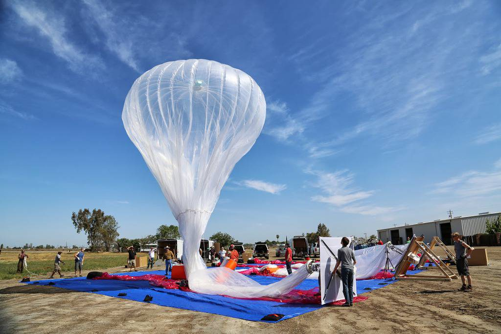 Google/Project Loon