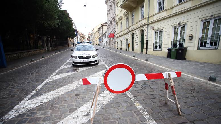 Do ponedjeljka izbjegavajte ove ceste: Zatvara se dio Zagreba