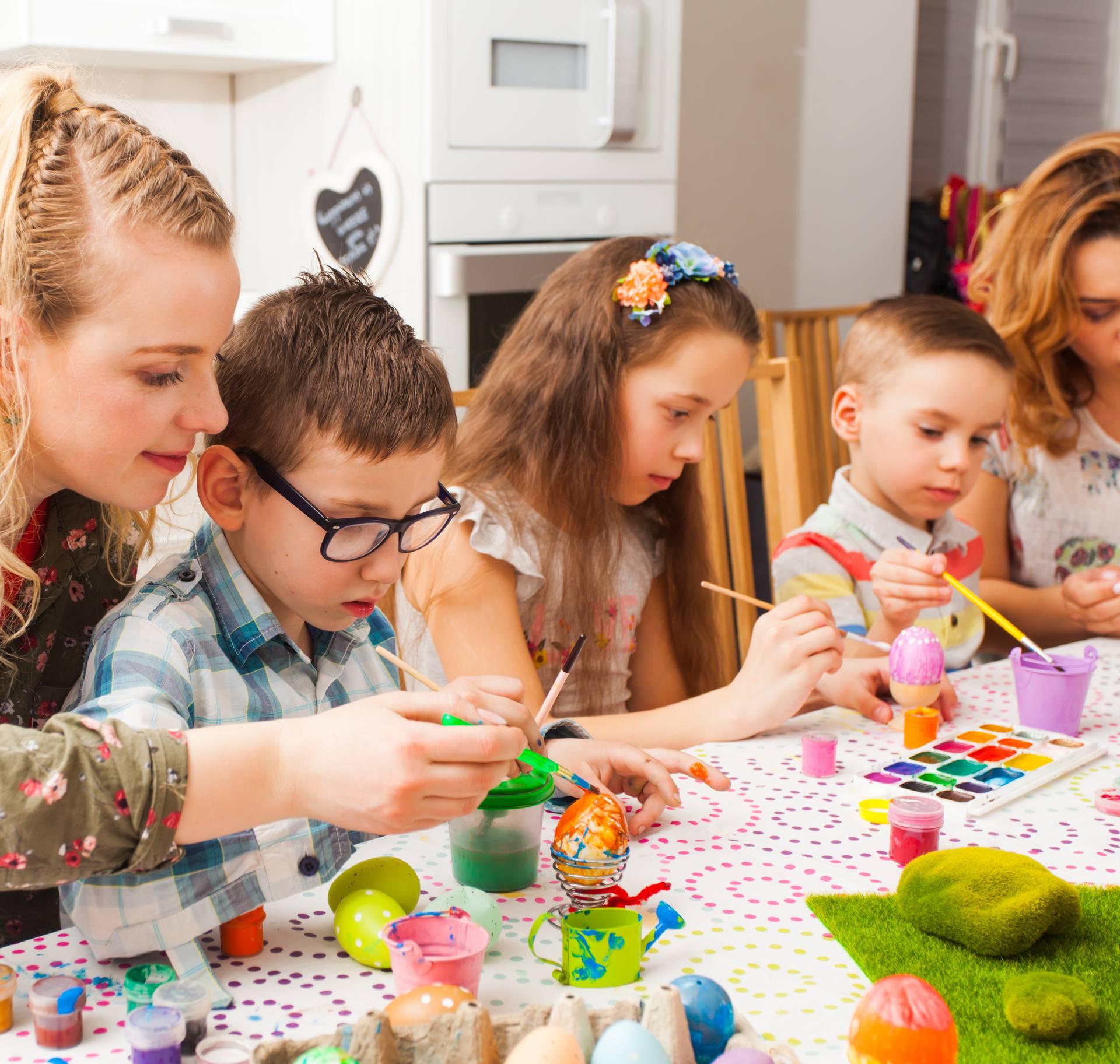 Dok ste u izolaciji zaigrajte uskrsne igre u krugu obitelji