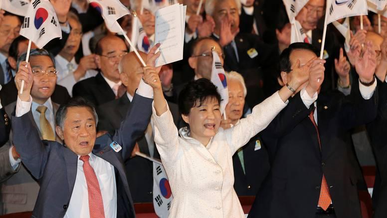 Ured Geun-hye kupio stotine Viagri zbog visinske bolesti