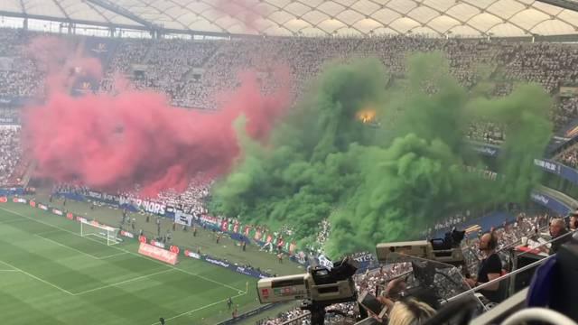 Antolić asistirao, Legia osvojila kup, susret dvaput prekidan...