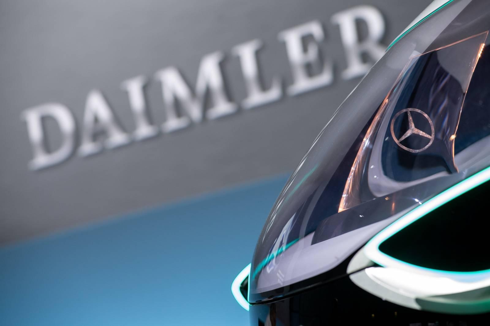 Daimler - Annual Press Conference 2019