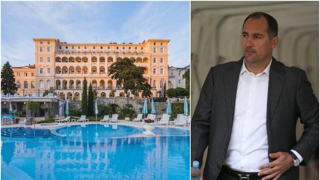 Štimac uložio milijune u hotel i krahirao: 'To je prevelik teret'