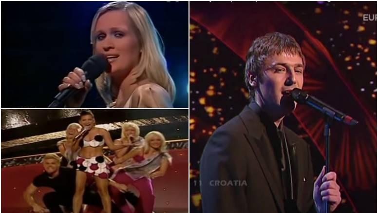 Vanna je posljednja bila među top 10, a nakon nje je započeo dug period 'suše' na Eurosongu