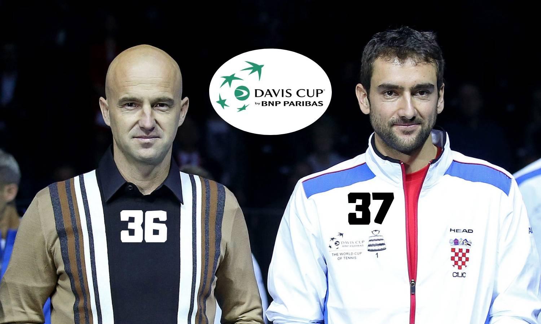 Prestigao Ljubičića! Marin ima najviše pobjeda u Davis Cupu...