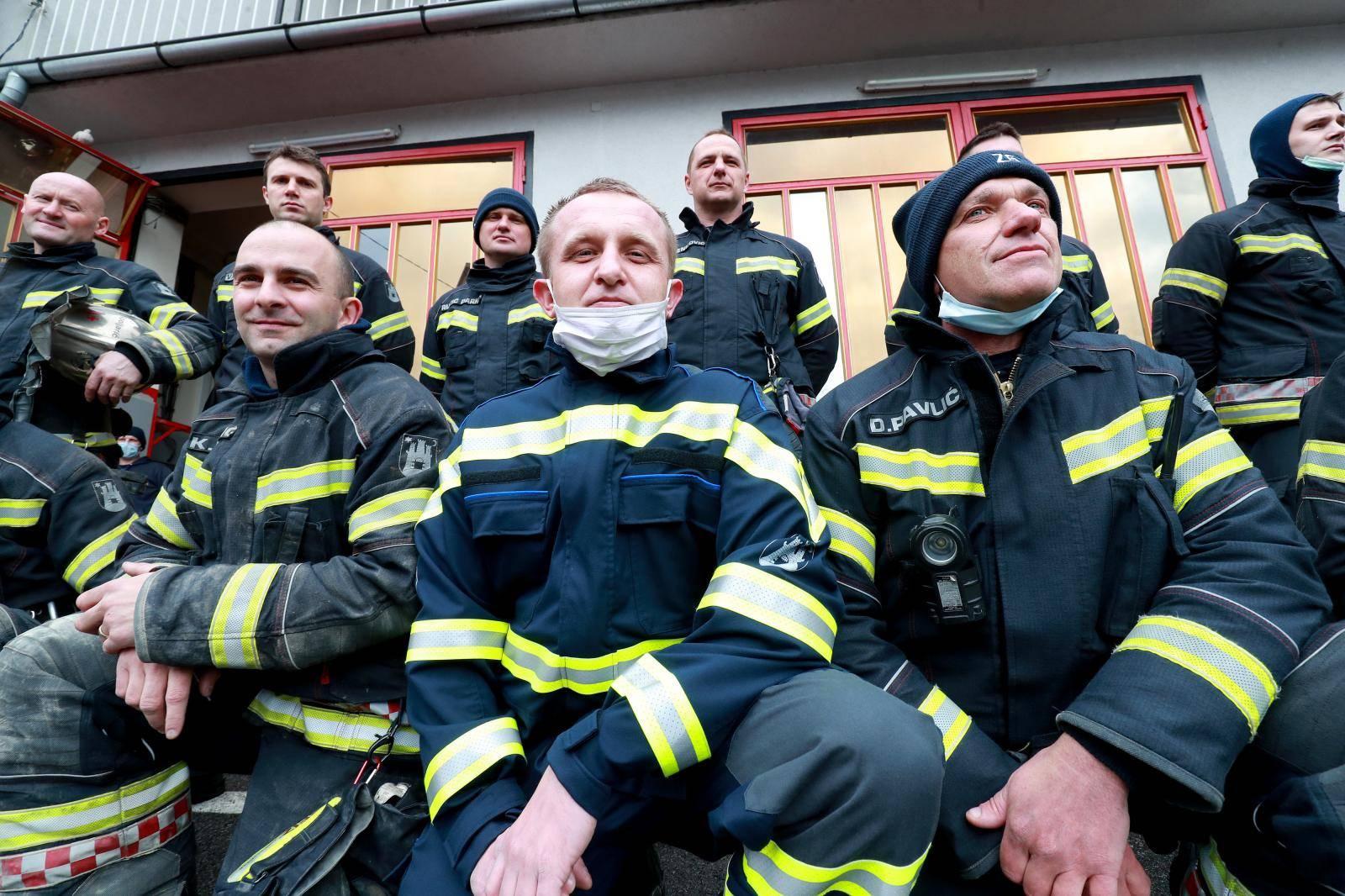 Ispovijest vatrogasca: Prvi su krenuli u pomoć nakon potresa