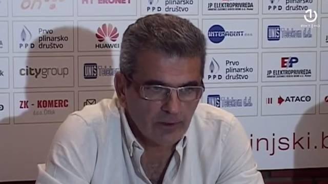 Baka Slišković: Rekao sam tim igračima da ih treba biti sram!