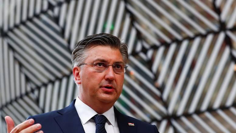 Plenković: Naći ćemo način da naši susjedi i prije uvođenja potvrda mogu doći u Hrvatsku