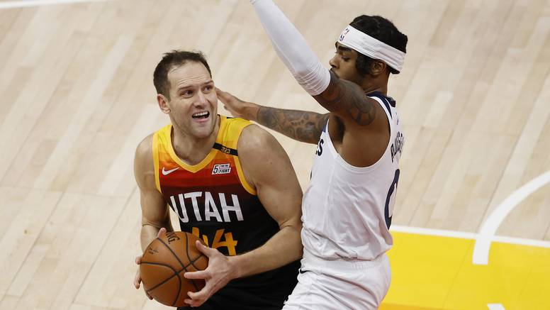 Babo nosio Jazzere do pobjede, Lillard slomio Lebrona i Lakerse