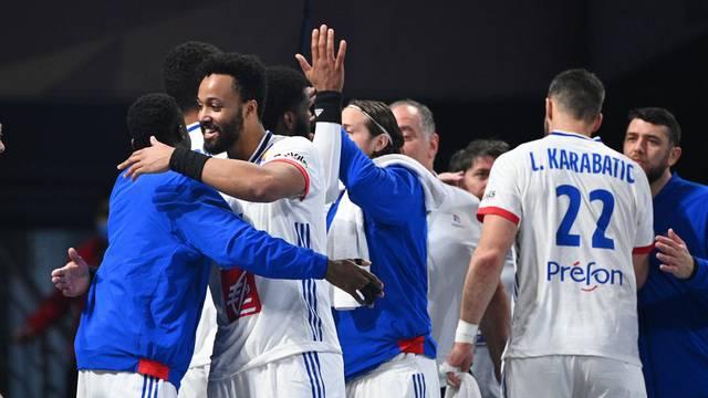 2021 IHF Handball World Championship - Main Round Group 3 - Portugal v France