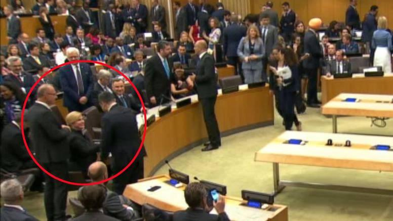 Kolindu je 'krenulo': I slučajan susret s Dačićem je sad minus