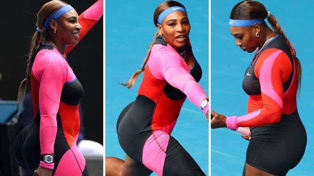 Serena u neobičnoj kombinaciji: Ovo je u čast najveće u povijesti
