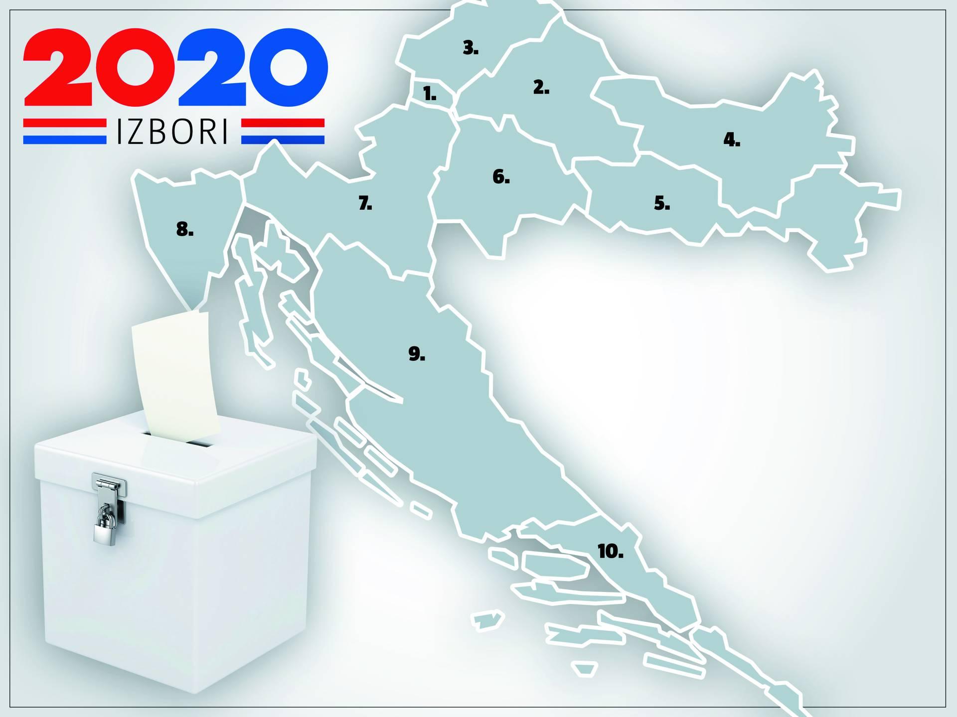 Prebrojani su glasovi: Evo kako je glasala vaša izborna jedinica