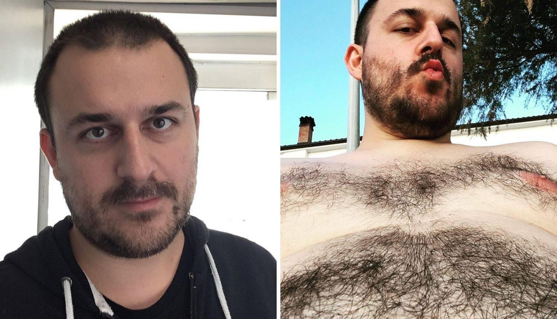 Lovac Kotiga pokazao dlakava prsa: 'Navalite koke i pijetlovi'