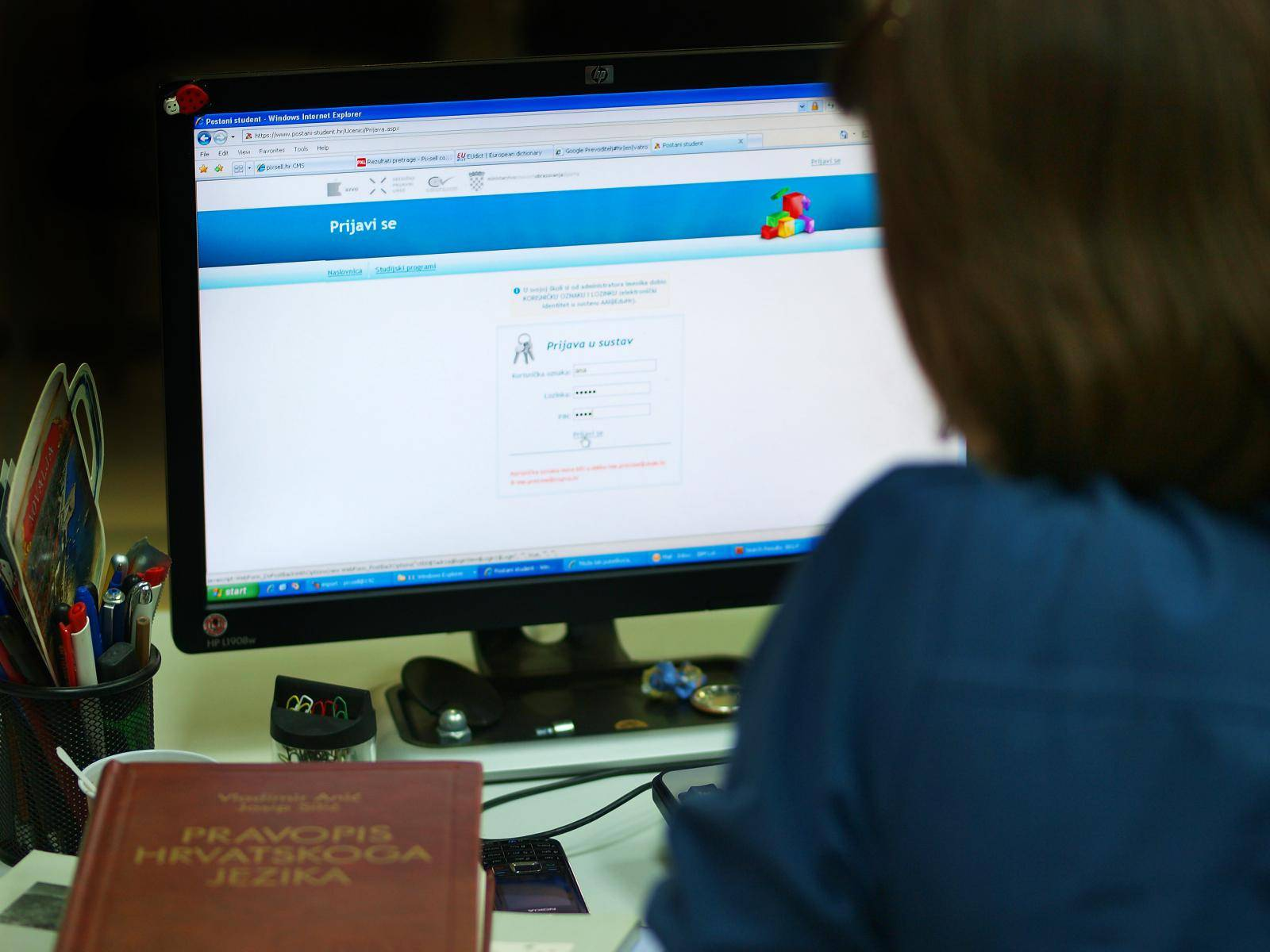 Anketa za studente: Kako vam je organizirana online nastava?