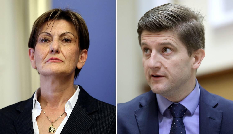 'Dalić i Marić povrijedili načela obnašanja javne dužnosti'