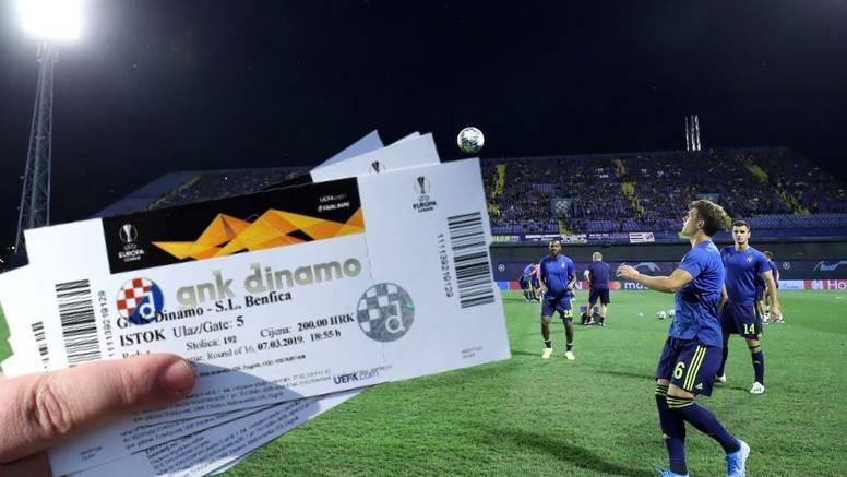 Dinamo objavio cijene ulaznica: Na Atalantu već za 120 kuna