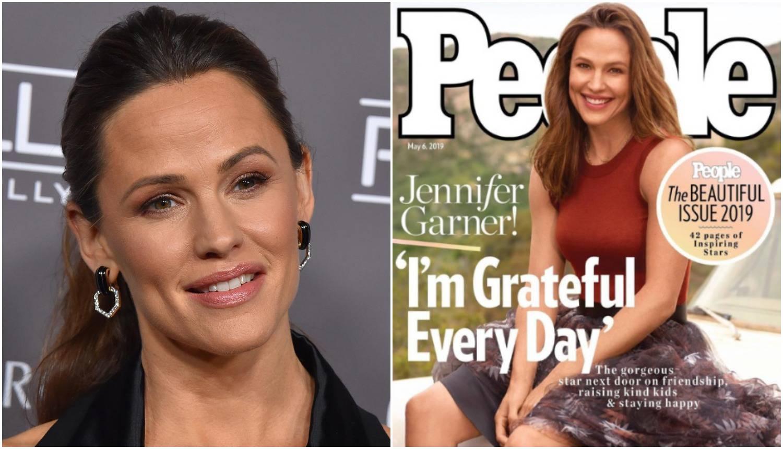 Jennifer Garner najljepša žena na svijetu: 'Ne šminkam se'