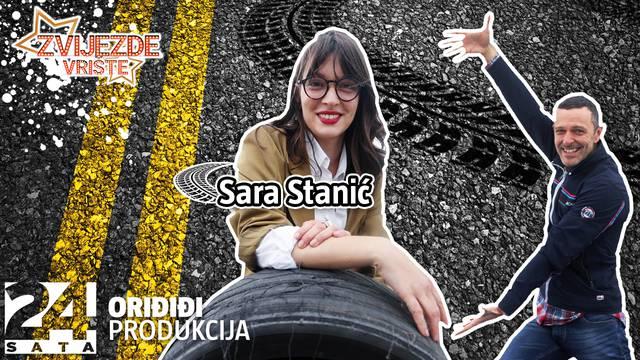 Sara iz 'Crno-bijelog svijeta' kod Šebalja mijenjala gumu, on je hvalio: 'Ti si baš idealna žena'