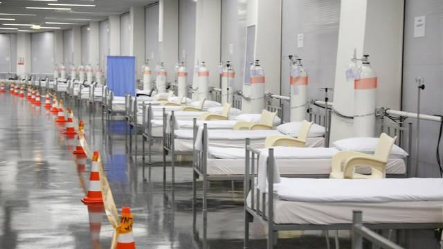 U subotu oko podneva stižu prvi pacijenti iz Dubrave i Infektivne