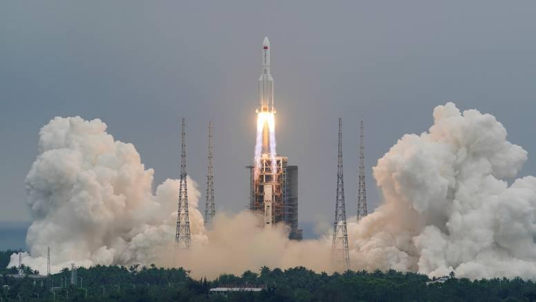 Gdje će pasti kineska raketa? Ovdje pratite njeno kretanje