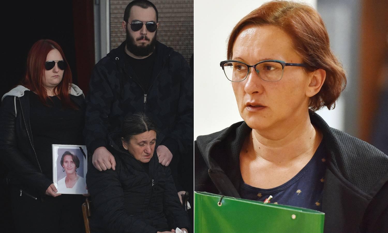 Mama, kći i zet kao svjedoci na sudu u slučaju protiv Smiljane