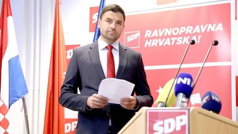'Jedini problem u Hrvatskoj je HDZ opterećen korupcijom'