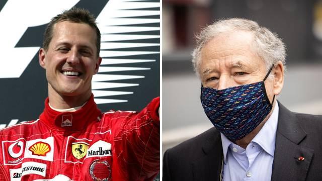 Predsjednik FIA-e: Schumija viđam barem dvaput mjesečno
