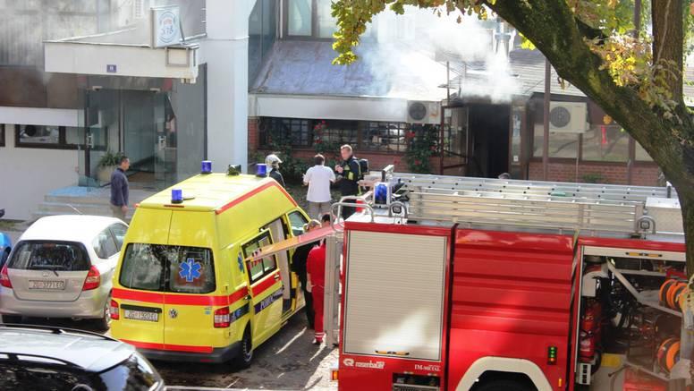 U eksploziji u restoranu jedan radnik poginuo, vlasnik u šoku