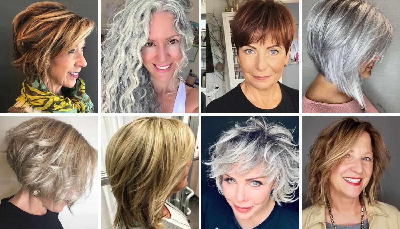 Za žene starije od 50: Kako izabrati frizuru prema obliku lica i izgledati puno mlađe